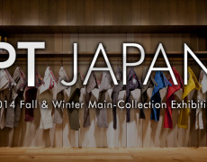 Fall/Winter 2014 Collection 展示会のご案内