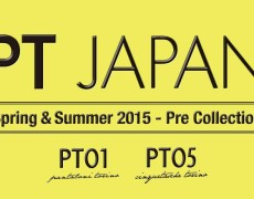 Spring / Summer 2015 – Pre Collection 展示会のご案内