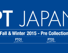 Fall / Winter 2015 – Pre Collection 展示会のご案内