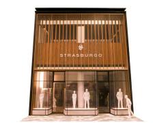 新規オープンのストラスブルゴ銀座店でPOP UP ストア開催