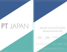 Spring&Summer 2019 Main Collection 展示会のご案内
