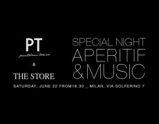 SPECIAL NIGHT APERITIF & MUSIC