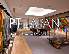 Spring / Summer 2014 展示会スタート