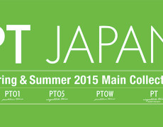 Spring / Summer 2015 – Main Collection 展示会のご案内